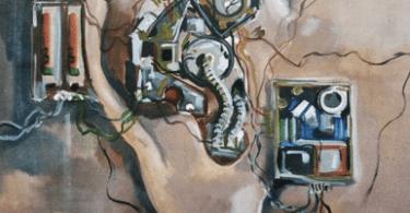 Mechanical Ear by Chuck Baird telecoils