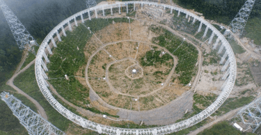 FAST radio telescope alien-finding telescope CHINA