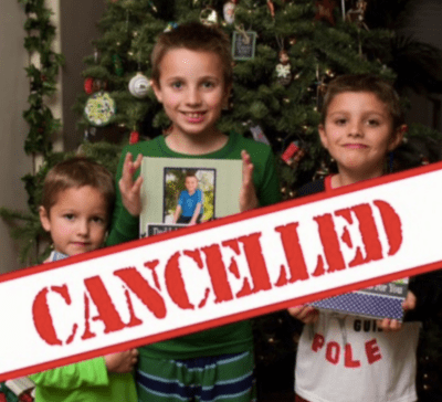 protest trump cancel christmas protest donald trump by boycotting christmas shopping #cancelxmas
