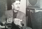 What would George Orwell say about Donald Trump Pres