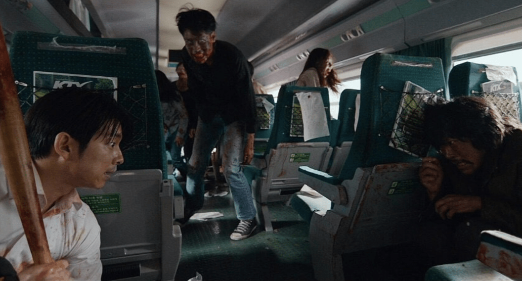 All Aboard The Zombie Train: Train to Busan [review]