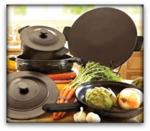 http://www.longaberger.com/lifestyle| Flameware - Healthy Cooking made easy by Longaberger makes it best