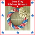 Patriotic Wreath Tutorial :: AnExtraordinaryDay.net