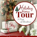 Holiday Home Tour :: Blast from the Past :: 12 Days of Christmas :: AnExtraordinaryDay.net