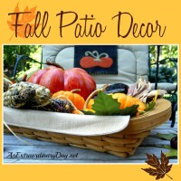 Playing with Fall Decor :: Project Inspire{d} #86