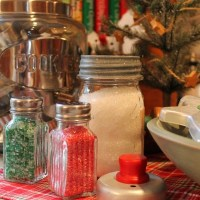 Christmas Baking Vignette :: Creating Christmas Memories with Vignettes No. 7