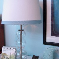 How to Give a Lampshade a Quick and Easy Makeover