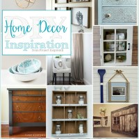 Beautiful DIY Home Decor Ideas - 12 Ways