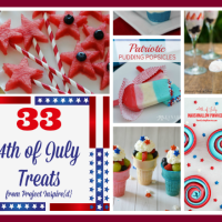 33 Sweet and Tasty 4th of July Treats