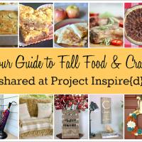 Kick Start the Season with our Fall Food and Crafts Guide