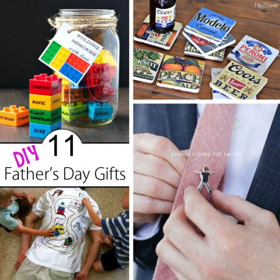 11 DIY Fathers Day Gifts | Gifts for Men | DIY