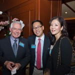 Ed Messerly and Rob & Grace Salk - Angel Lights Committee Members