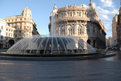 Genova, once again – Angelo Benuzzi