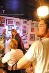 Humpday Interactive Comedy at the Starving Artist Gallery Cafe.