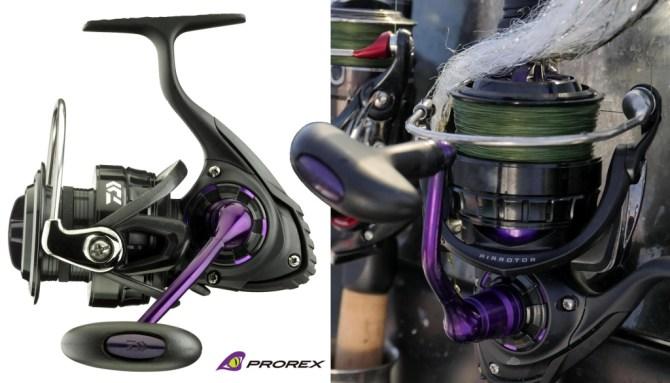 Daiwa-Prorex-fixed-spool-reel