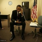 Obama answering the 3am call