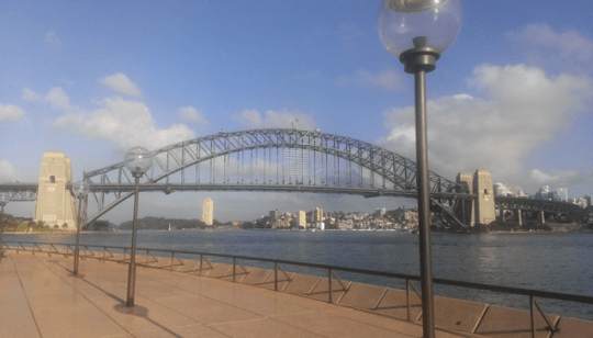 Bridge from Opera House