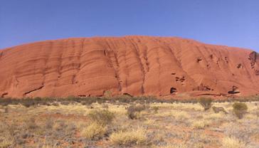 More Uluru