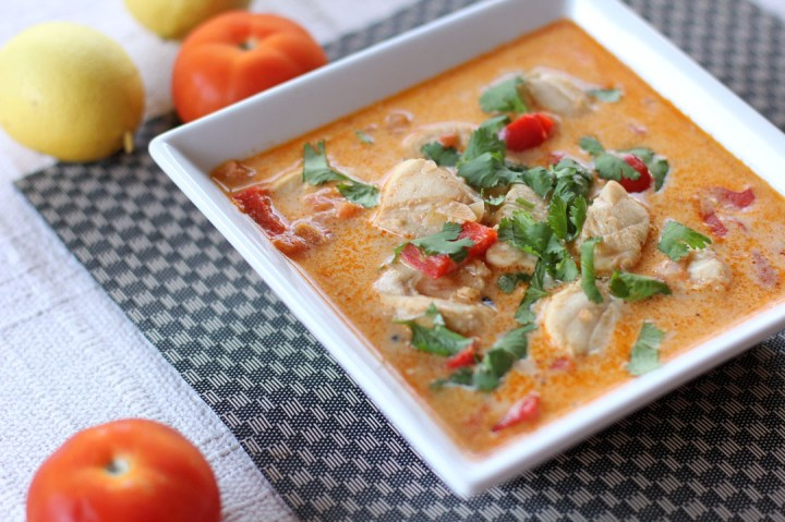 Moqueca de Peixe (Brazilian Fish Stew) - Ang Sarap