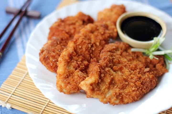 Chicken Katsu Wide