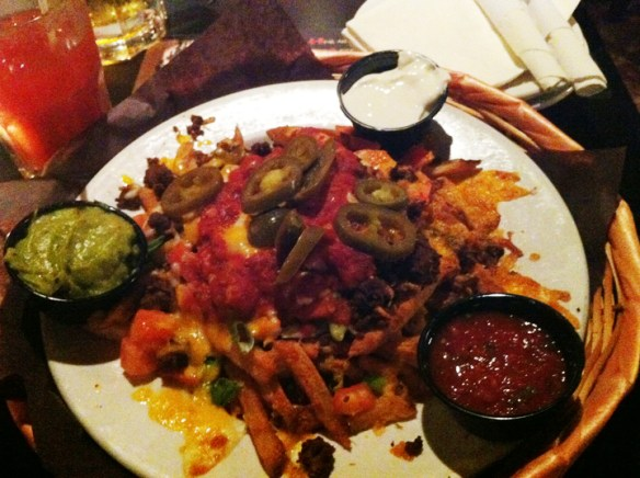 Irish Nacho Fries