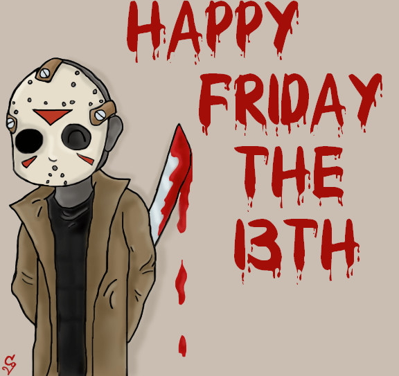 Happy Friday 13th