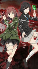 Lostorage_incited_WIXOSS iPhone壁紙