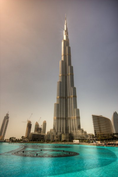 Interesting Facts about the Burj Khalifa – Anil Blon