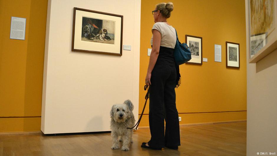 З собакою в музей