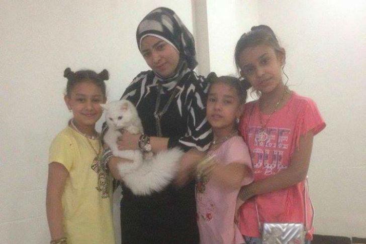 Загублений кіт повернувся до іракської сім'ї подолавши відстань в пів світу