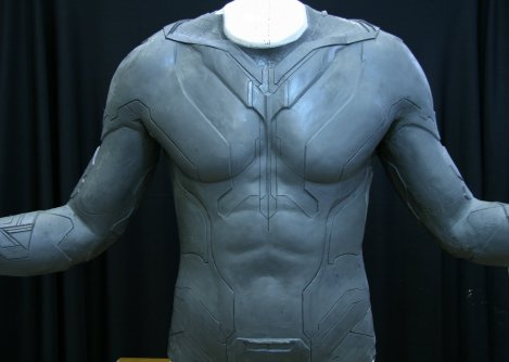 Sculpt for Age of Ultron body prosthetics