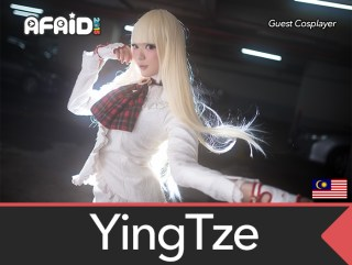 Featured Cosplayer – YingTze