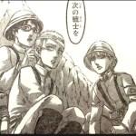 【進撃の巨人】ネタバレ91話考察!マーレ戦士候補生の名前から展開を予想!