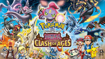 Pokemon the Movie Hoopa and the Clash of Ages