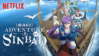 Magi Adventure of Sinbad