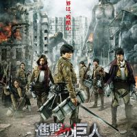 """Attack on Titan"" Live Action Movie Part 1- Movie Review"