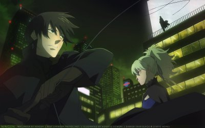 Darker Than Black | Anime Epicuriosity