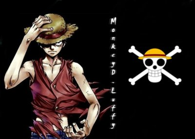 One Piece Luffy 35 Cool Wallpaper - Animewp.com