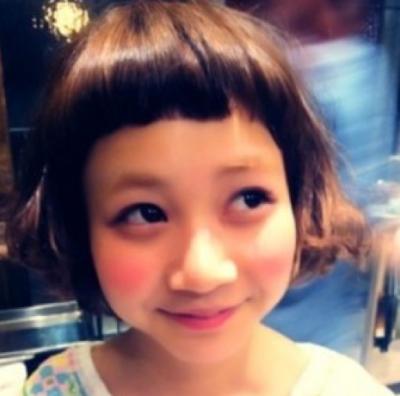 三戸なつめ 身長、体重、年齢、性格は?前髪切りすぎ女子がこれから増える?!