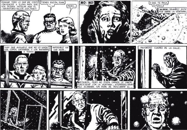 El Eternauta comic