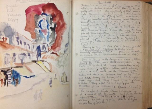 Henry-Miller-Paris-Diaries-Watercolor