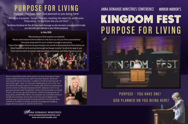 Purpose For Living DVD Teaching     ADM Store Search Products