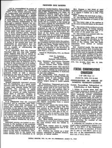 1969 NPRM, Docket No. 1-11; Notice 2 p.2