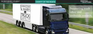 ALMFTS logo on truck