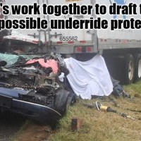 Underride Roundtable Phase 2: Crafting Recommendations to Present to NHTSA For Final Rule