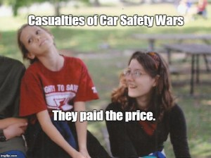 Car Safety Wars