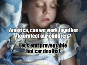 Hot car deaths