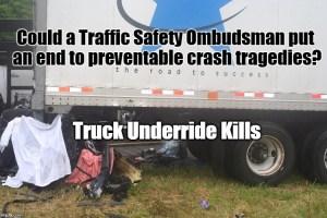 Truck Underride Kills