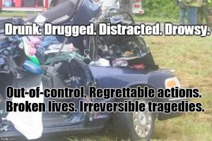 Irreversible tragedies