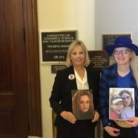 2 Moms Share Their Safer Truck Message in Hallways & Hearings on The Hill